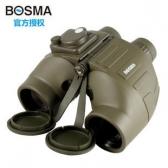 博冠BOSMA航海军用望远镜蛟龙7X50 测距防水抗震侦查航海军事望远镜