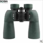 博冠正品BOSMA双筒望远镜惊鸿12x50高倍高清晰防震防水望远镜