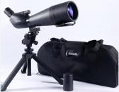 BOSMA博冠无双20-60X80观鸟镜观景镜  可接相机
