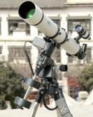 BOSMA博冠β天王系列102/1000折射天文望远镜 EM10赤道仪高倍大口径自动寻星