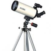 博冠天龙马卡 100/1000高倍高清大口径便携天文望远镜