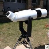 裕众 旗云26X150 高倍率大口径望远镜 45度 含SWA32目镜一套