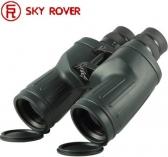 裕众sky rover 国内顶级保罗军用双筒望远镜旗云裕众7x50氩气 防水