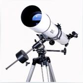 正品博冠天文望远镜天鹰80EQ升级版天地两用高清高倍望远镜80900 中国名牌 业界经典产品 入门神器