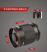 博冠折返光学摄影镜头 单反镜头500MM F6.3DX可当望远镜使用 又可当摄影镜头
