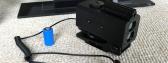 升级版LE032激光测距仪,支持多个方向安装,支架可调角度,多种模式,5-700米